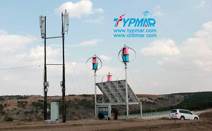 辽宁沈阳通讯基站风光互补系统 通信基站供电系统