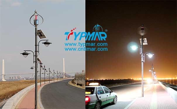 风力发电机组与太阳能光伏板组成的风光互补离网型供电系统中,为什么同样风速情况下风力发电机晚上比有太阳的白天转得快?