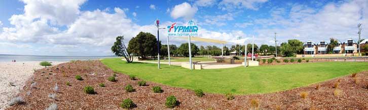 澳大利亚风光互补路灯系统
