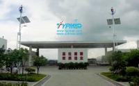 深圳新宝安机场试点工程 磁悬浮风力发电机