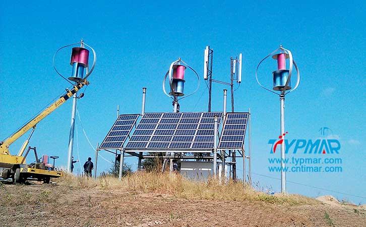 沈阳阜新通信基站 磁悬浮风力发电机组