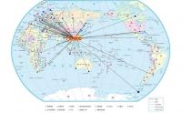 全球案例工程集锦 销售地图