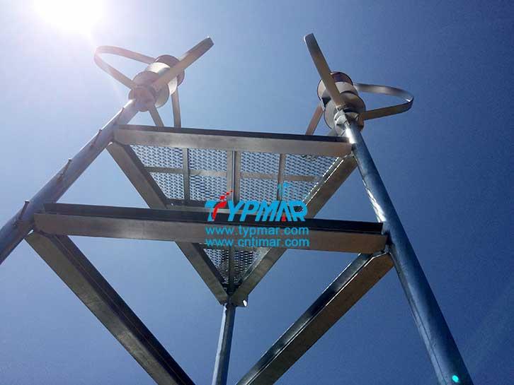 日本磁悬浮风力发电机组 家庭供电系统