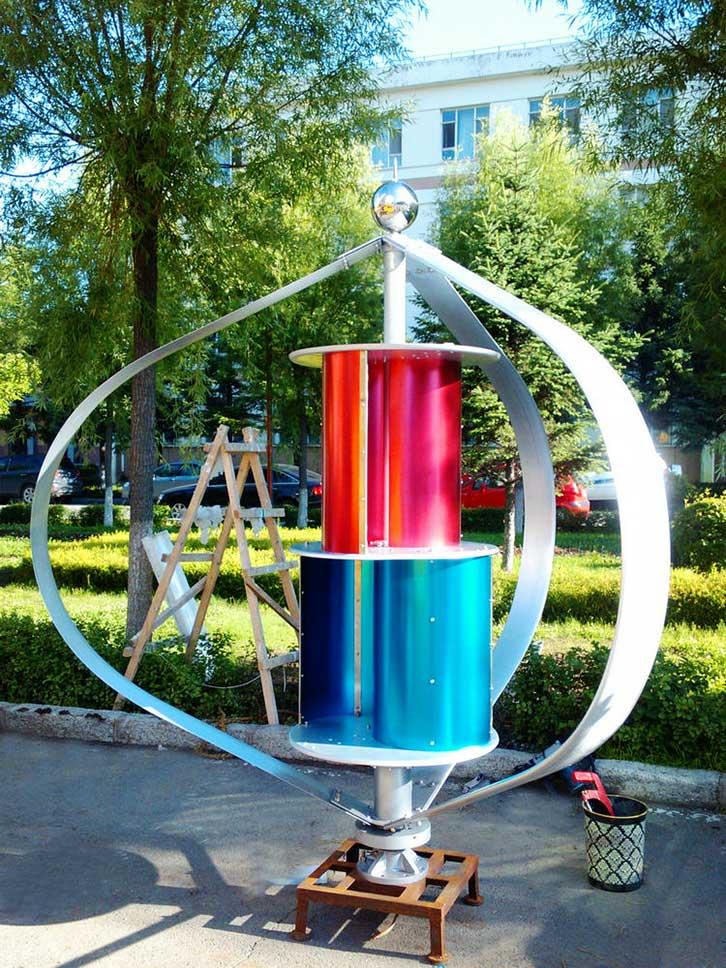 吉林长春磁悬浮风力发电机1000W