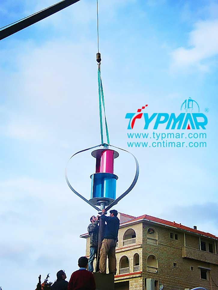 黎巴嫩居民家庭供电系统