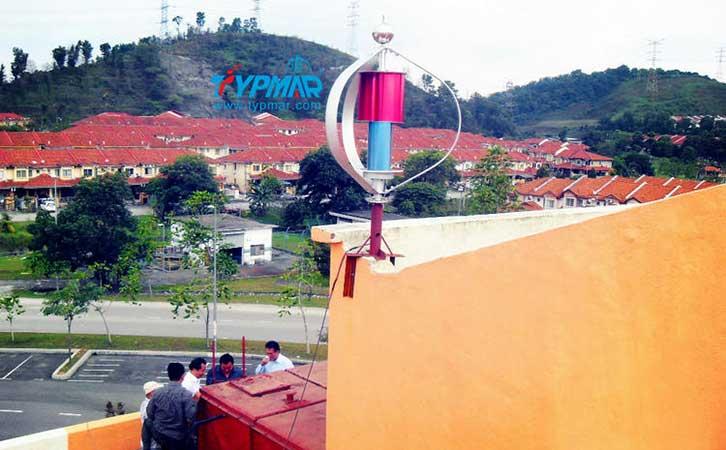 马来西亚居民风光互补系统 家用系统