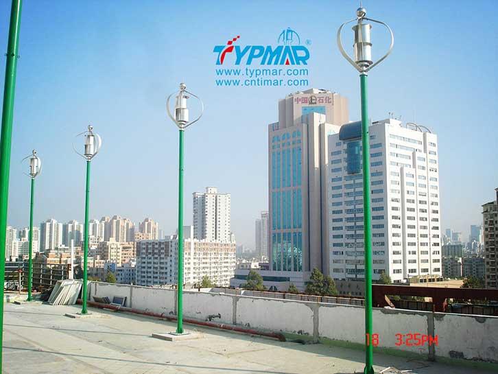 深圳下梅林汽修大楼发电厂工程