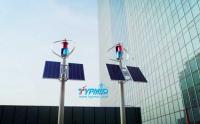 韩国三星集团风力发电系统