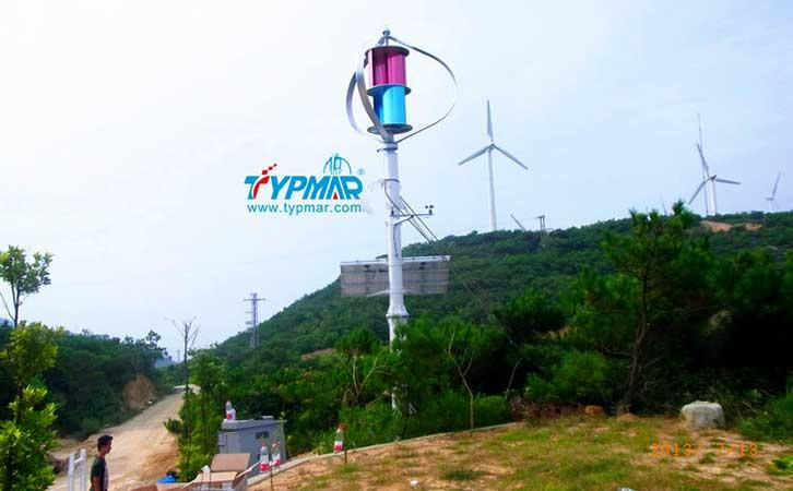 汕头南澳岛工程 风力发电场