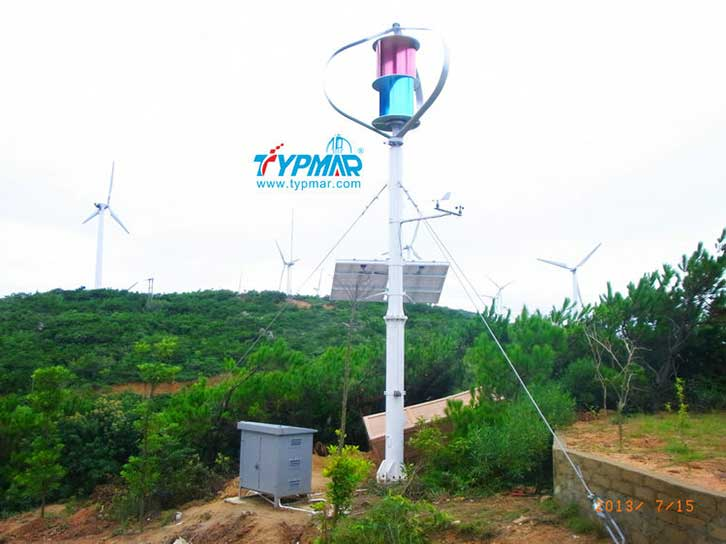 汕头南澳岛工程 风电场